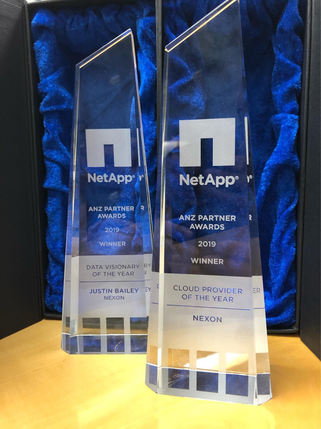 NetApp Partner Awards 2019