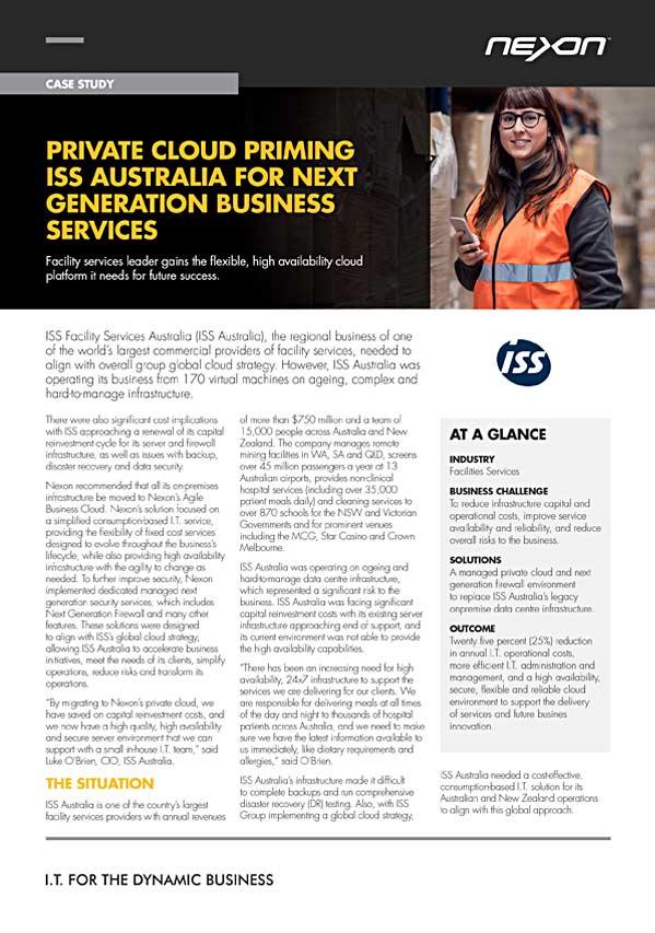 ISS Australia